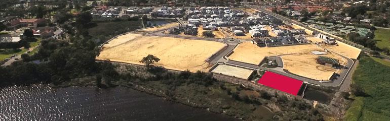 Landmark development opportunity on offer in award-winning riverside Estate