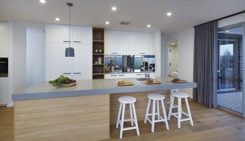 Display Village Home Group Utah Platinum - Kitchen