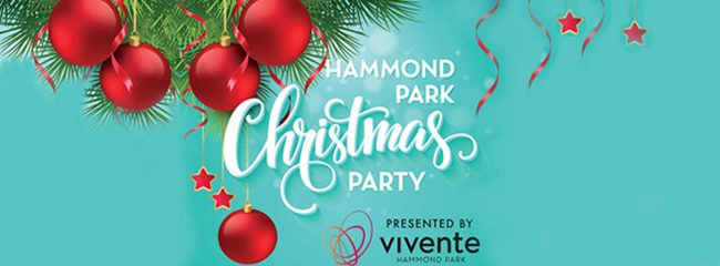 Christmas Party at the Vivente Estate