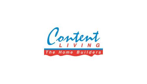 Logo Content Living