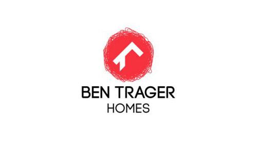 Ben Trager Homes Logo