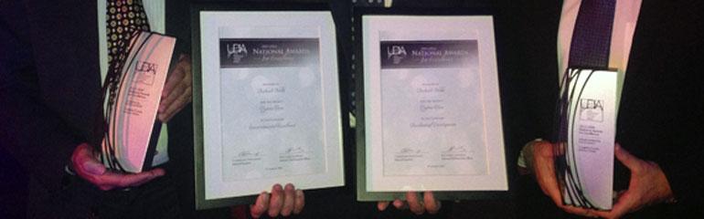 Cygnia Cove Awarded the Best in Australia