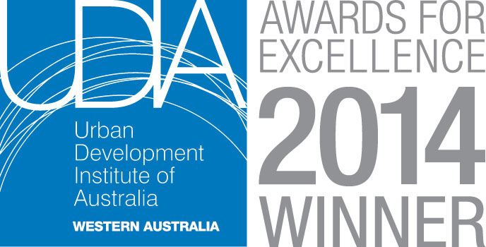 UDIA Winner Logo 2014