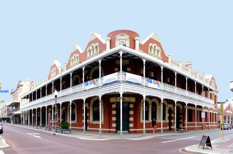 P&O Hotel, Fremantle