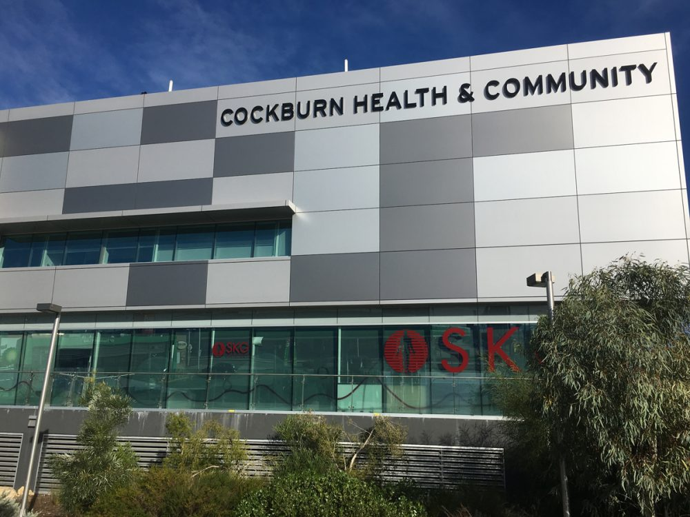 Cockburn Health Community Building