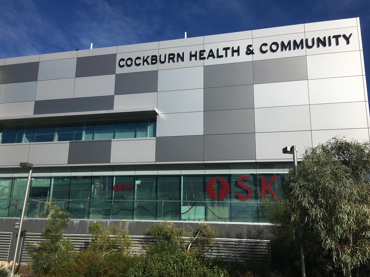 Cockburn Health Community Building