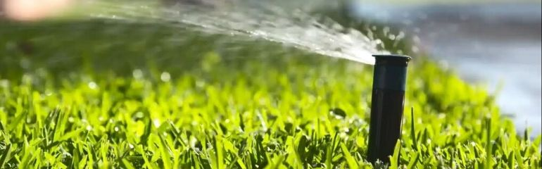 Check Your Sprinklers Over Winter