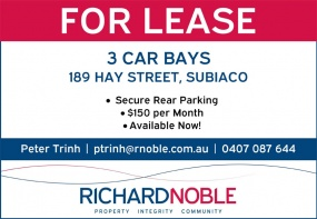 189 Hay Street, Subiaco, Western Australia, Australia 6008, ,Other,For Lease,Hay Street,1054