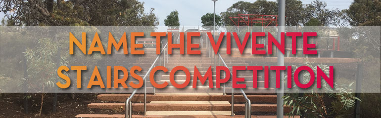 Name the Vivente Stairs Competition